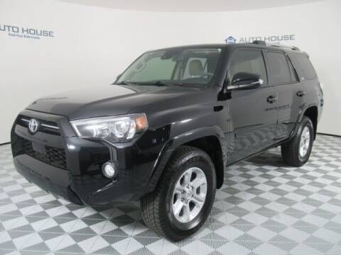 2020 Toyota 4Runner for sale at Autos by Jeff Tempe in Tempe AZ