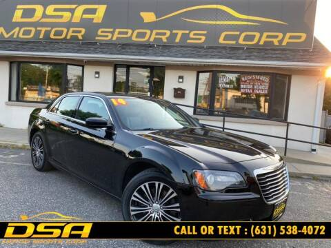 2013 Chrysler 300 for sale at DSA Motor Sports Corp in Commack NY