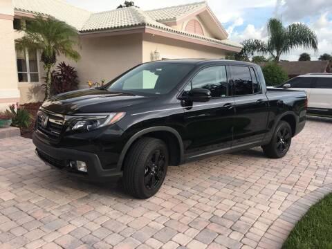 2018 Honda Ridgeline for sale at Bcar Inc. in Fort Myers FL