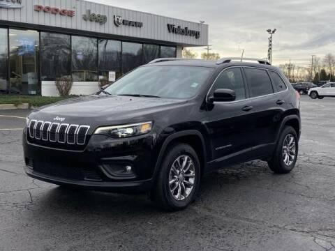2019 Jeep Cherokee for sale at Vicksburg Chrysler Dodge Jeep Ram in Vicksburg MI