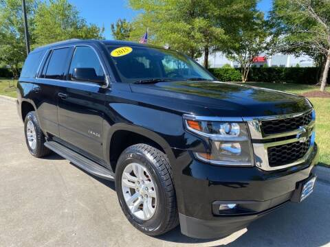 2015 Chevrolet Tahoe for sale at UNITED AUTO WHOLESALERS LLC in Portsmouth VA
