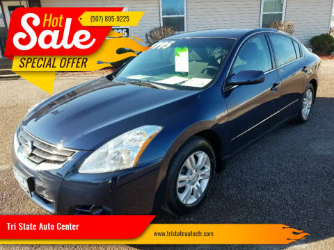 2012 Nissan Altima for sale at Tri State Auto Center in La Crescent MN