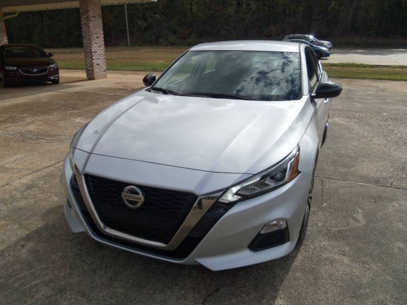 2020 Nissan Altima for sale at Howell Buick GMC Nissan in Summit MS