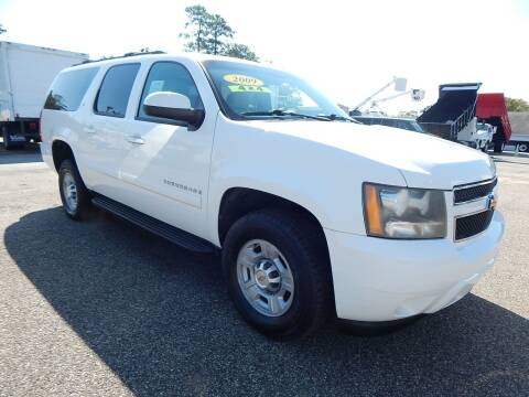 2009 Chevrolet Suburban for sale at Vail Automotive in Norfolk VA