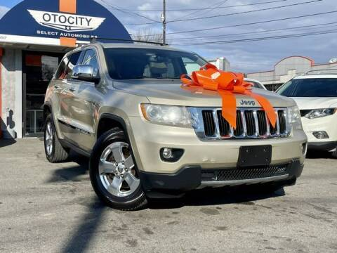 2012 Jeep Grand Cherokee for sale at OTOCITY in Totowa NJ