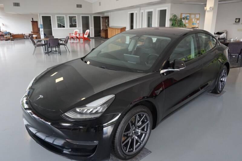 2018 Tesla Model 3 for sale at Modern Motors - Thomasville INC in Thomasville NC