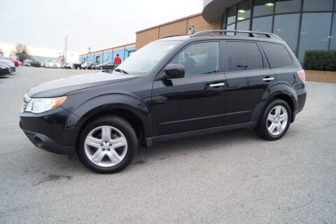 2010 Subaru Forester for sale at Next Ride Motors in Nashville TN