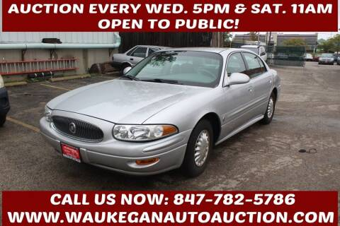 2001 Buick LeSabre for sale at Waukegan Auto Auction in Waukegan IL