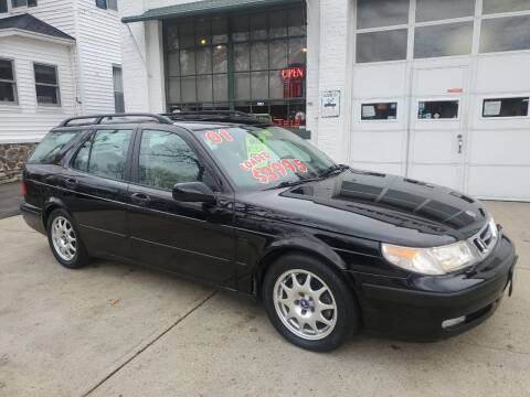 2001 Saab 9-5 for sale at Carroll Street Auto in Manchester NH
