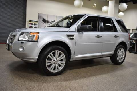 2010 Land Rover LR2 for sale at DONE DEAL MOTORS in Canton MA