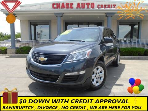 2014 Chevrolet Traverse for sale at Chase Auto Credit in Oklahoma City OK