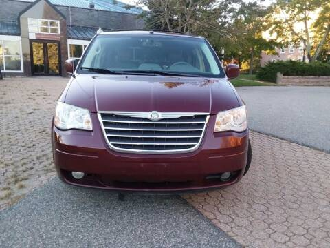 2008 Chrysler Town and Country for sale at Better Auto in South Darthmouth MA