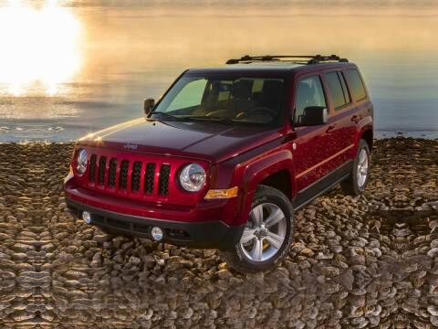 2015 Jeep Patriot for sale at BASNEY HONDA in Mishawaka IN