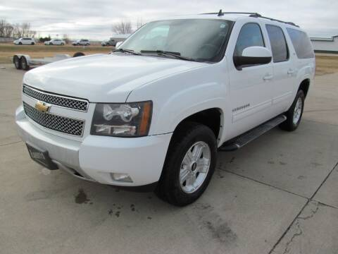 2011 Chevrolet Suburban for sale at Flaherty's Hi-Tech Motorwerks in Albert Lea MN