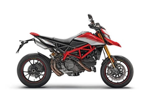 2020 Ducati Hypermotard 950 SP for sale at Peninsula Motor Vehicle Group in Oakville Ontario NY