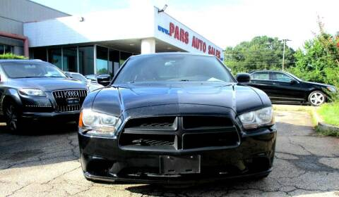 2013 Dodge Charger for sale at Pars Auto Sales Inc in Stone Mountain GA