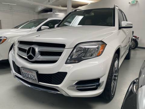 2015 Mercedes-Benz GLK for sale at Mag Motor Company in Walnut Creek CA