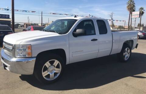 2013 Chevrolet Silverado 1500 for sale at First Choice Auto Sales in Bakersfield CA