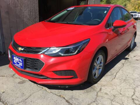 2018 Chevrolet Cruze for sale at 4X4 Auto Sales in Durango CO