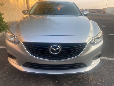 2016 Mazda MAZDA6 for sale at Autodealz in Tempe AZ