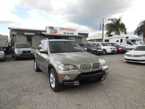 2010 BMW X5 for sale at DMC Motors of Florida in Orlando FL