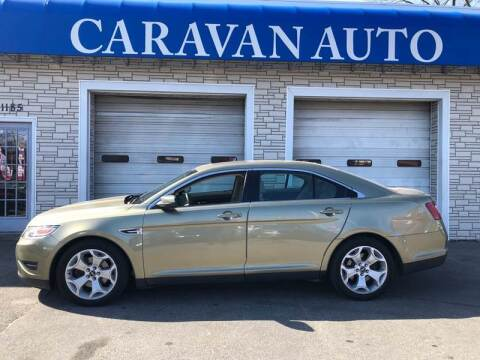 2012 Ford Taurus for sale at Caravan Auto in Cranston RI