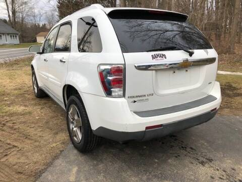 2008 Chevrolet Equinox for sale at GDT AUTOMOTIVE LLC in Hopewell NY