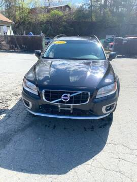 2011 Volvo XC70 for sale at ALAN SCOTT AUTO REPAIR in Brattleboro VT