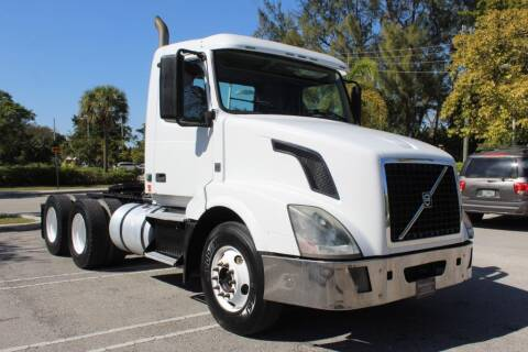 2010 Volvo VNL for sale at Truck and Van Outlet - All Inventory in Hollywood FL