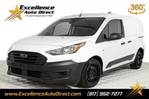 2019 Ford Transit Connect Cargo for sale at Excellence Auto Direct in Euless TX