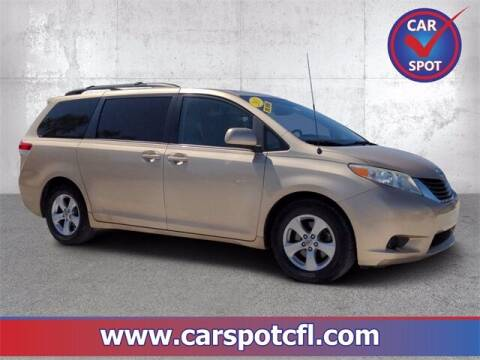 2011 Toyota Sienna for sale at Car Spot Of Central Florida in Melbourne FL