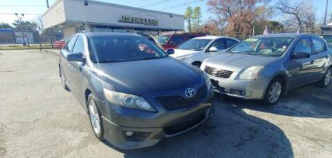 2011 Toyota Camry for sale at J.G. Hollins Motors in Houston TX