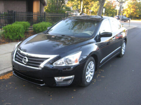 2014 Nissan Altima for sale at Top Choice Auto Inc in Massapequa Park NY