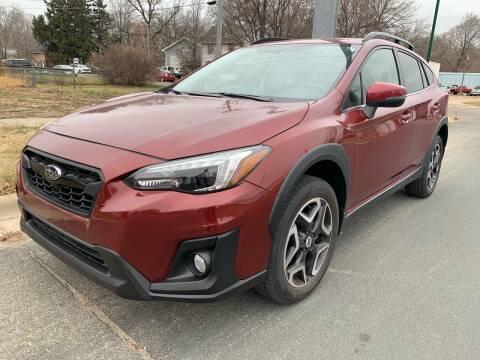 2018 Subaru Crosstrek for sale at ONG Auto in Farmington MN