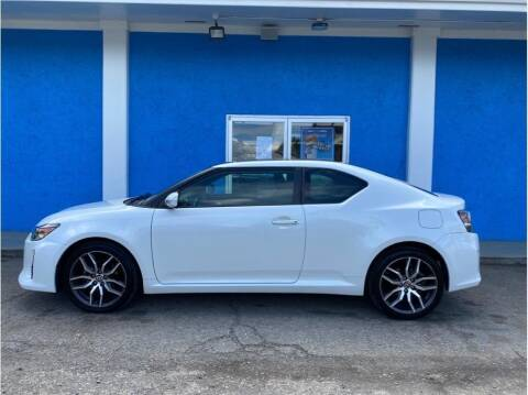 2015 Scion tC for sale at Khodas Cars in Gilroy CA
