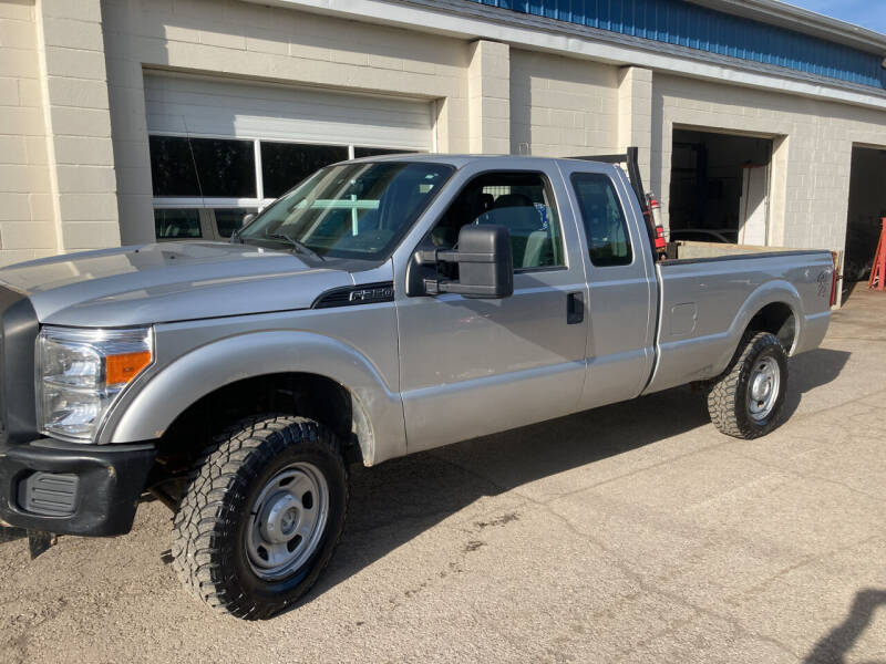 2012 Ford F-350 Super Duty for sale at Ogden Auto Sales LLC in Spencerport NY