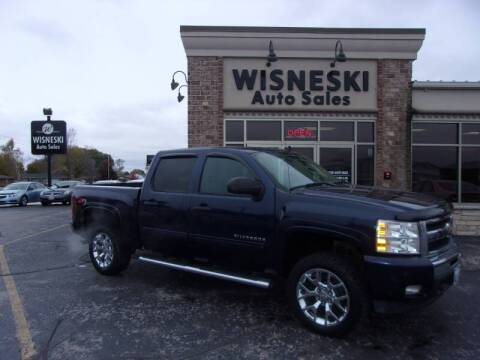 2011 Chevrolet Silverado 1500 for sale at Wisneski Auto Sales, Inc. in Green Bay WI