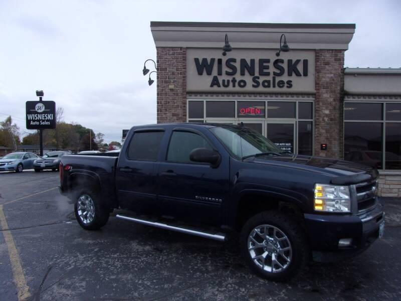 2011 Chevrolet Silverado 1500 for sale at Wisneski Auto Sales, Inc. in Green Bay WI
