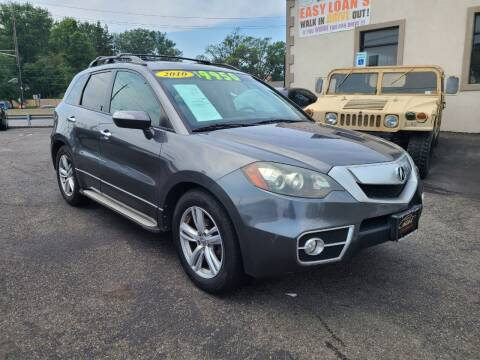 2010 Acura RDX for sale at Costas Auto Gallery in Rahway NJ
