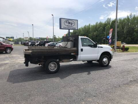 2014 Ford F-350 Super Duty for sale at GKF Sales in Jackson TN
