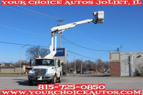 2008 International 4300 for sale at Your Choice Autos - Joliet in Joliet IL