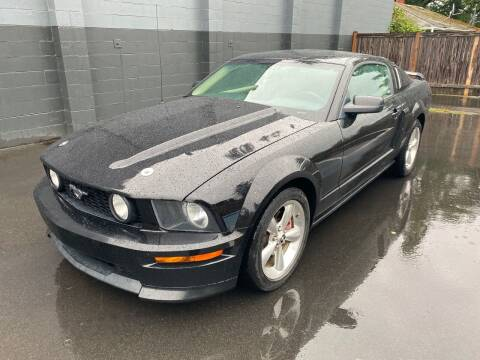 2008 Ford Mustang for sale at APX Auto Brokers in Lynnwood WA