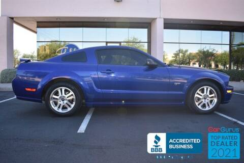 2005 Ford Mustang for sale at GOLDIES MOTORS in Phoenix AZ