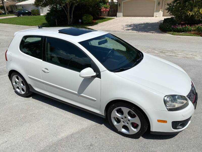 2008 Volkswagen GTI for sale at Exceed Auto Brokers in Lighthouse Point FL