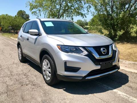 2017 Nissan Rogue for sale at Texas Auto Trade Center in San Antonio TX