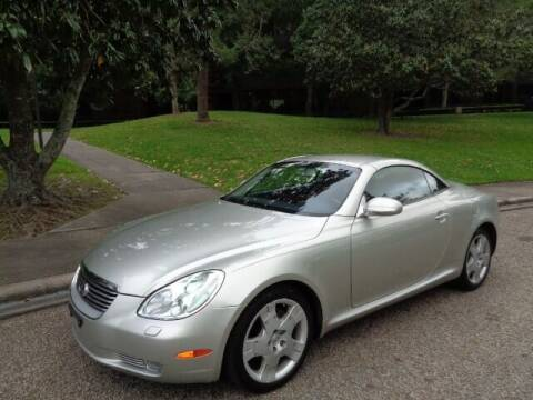 2005 Lexus SC 430 for sale at Houston Auto Preowned in Houston TX