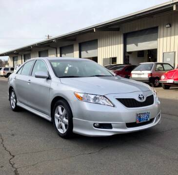 2008 Toyota Camry for sale at DASH AUTO SALES LLC in Salem OR