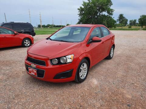 2013 Chevrolet Sonic for sale at Best Car Sales in Rapid City SD