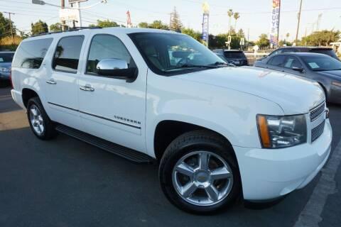 2011 Chevrolet Suburban for sale at Industry Motors in Sacramento CA