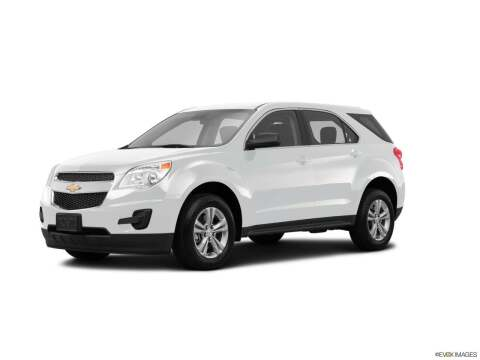 2015 Chevrolet Equinox for sale at West Motor Company in Hyde Park UT